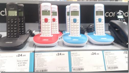 pretty cordless phones